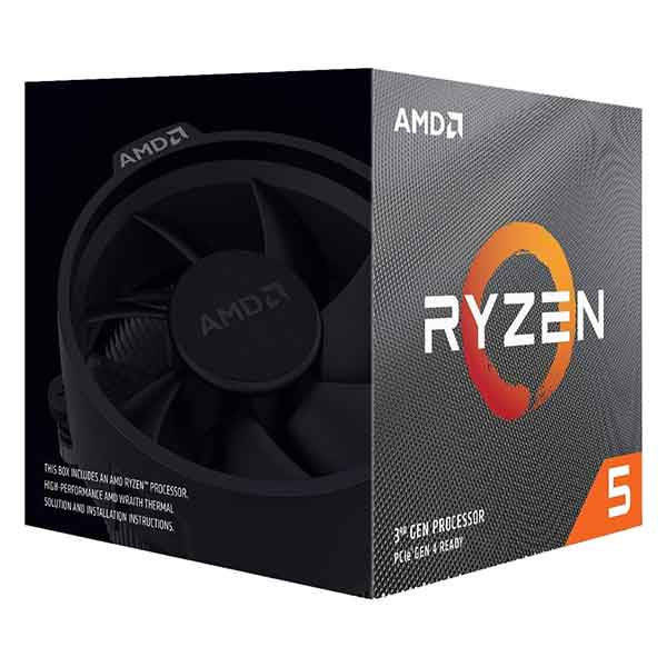 AMD Ryzen 5 3600X 3.80GHz AM4 Processor