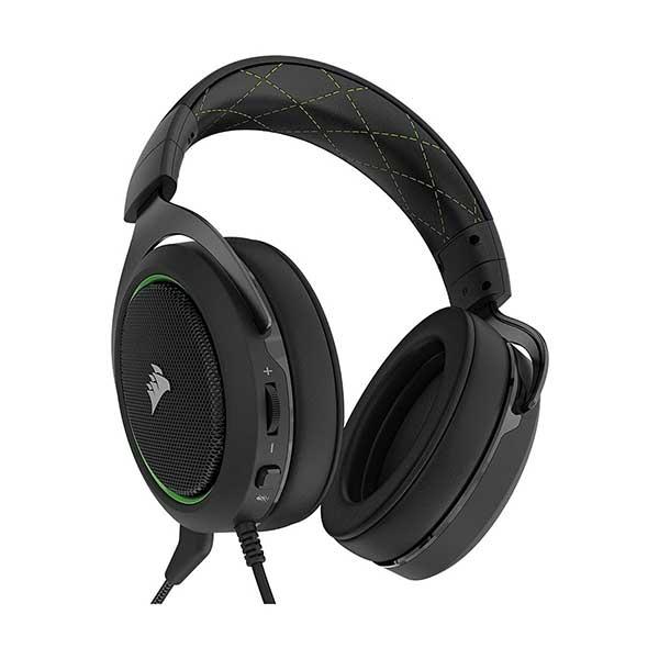 Corsair HS50 Green Stereo Gaming Headset