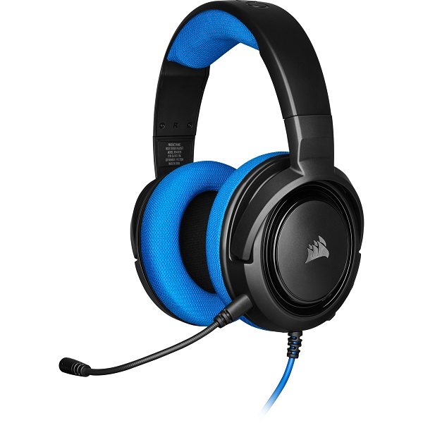 Corsair HS35 Blue STEREO Gaming Headset