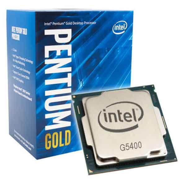 Intel Pentium Gold 8th Gen G5400 3.70GHz LGA1151 Processor
