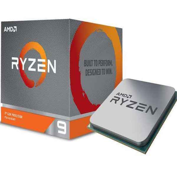 AMD Ryzen 3rd Gen. 9 3900X 3.80GHz AM4 Processor