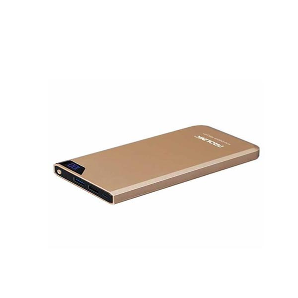 PROLiNK Energiepak Halcyon PPB1001 10000mAh Gold Power Bank