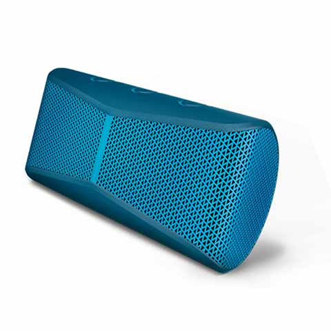 Logitech X300 Blue-Brown Mobile Wireless Stereo Speaker