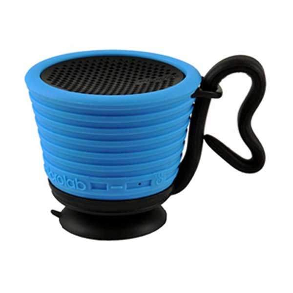 Microlab Magicup Portable Bluetooth Blue Speaker