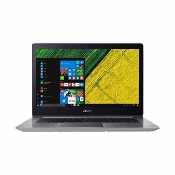 Acer Swift 3 SF314-52 8th Gen Intel Core i7 8550U Sparkly Silver Notebook