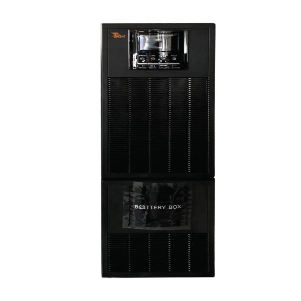 TRM 6KVA Single-phase Tower Online UPS