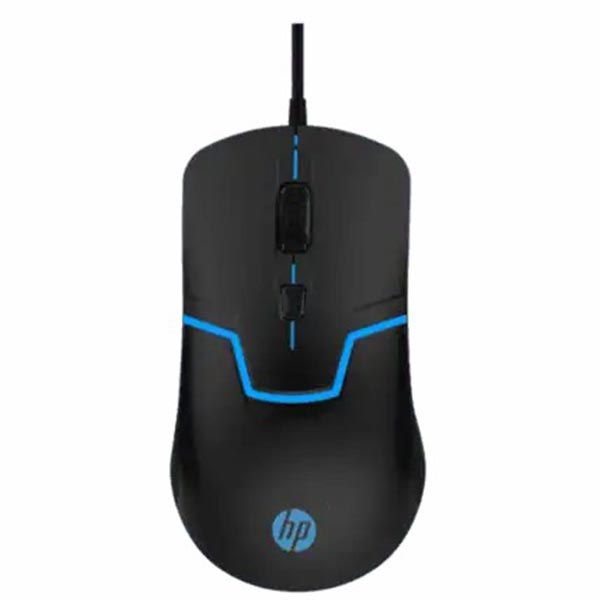 HP M100 Black Gaming Mouse