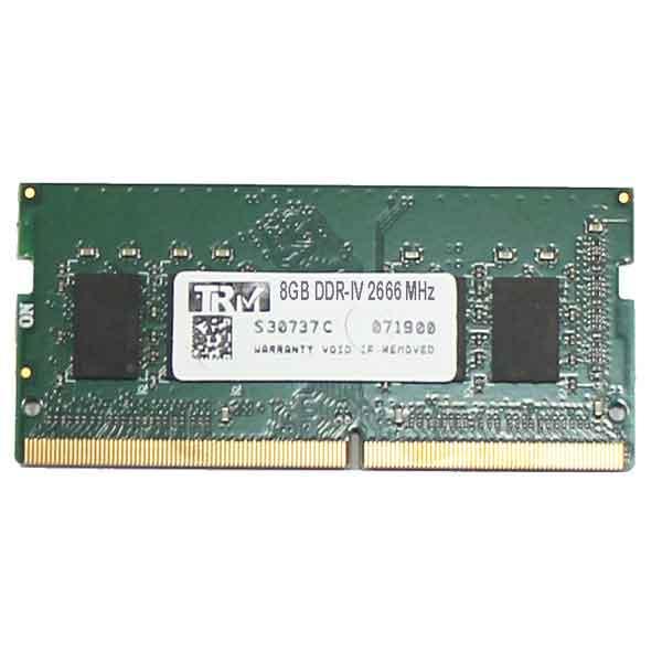 TRM 8GB DDR4 2666 MHz NOTEBOOK RAM
