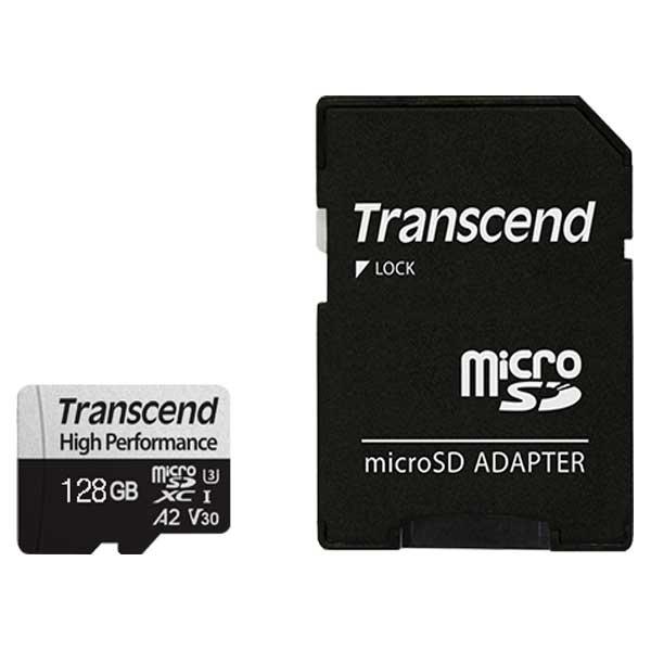 Transcend 330S 128GB microSDXC Memory Card