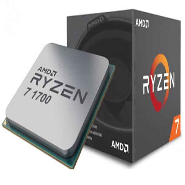 AMD Ryzen 7 1700 3.0GHz AM4 Processor