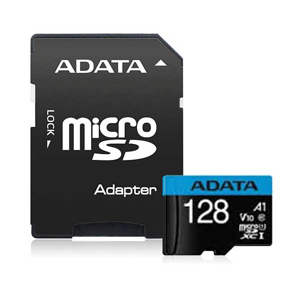 Adata Premier 128GB microSDXC UHS-I Memory Card