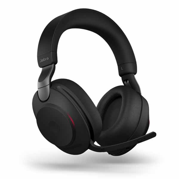 Jabra Evolve2 85 Black MS Stereo Headset