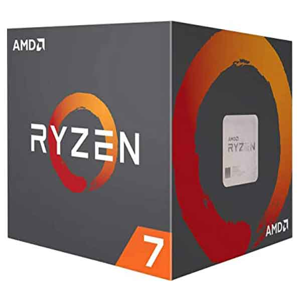 AMD Ryzen 3rd Gen. 7 3800X 3.90GHz AM4 Processor