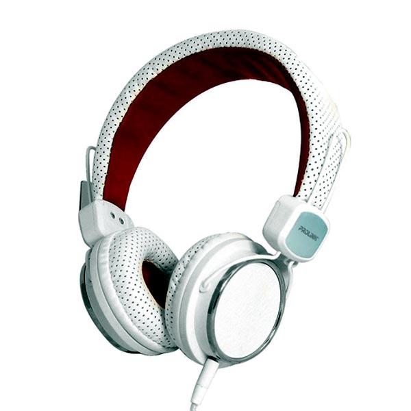 Prolink PHC1001E White Headset