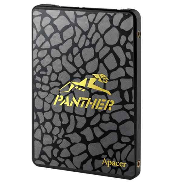 "Apacer Panther AS340 480GB SATA III 2.5"" Internal SSD"