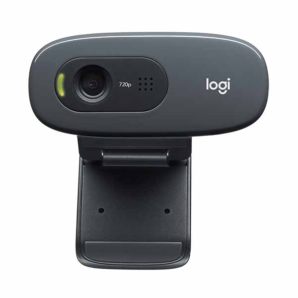Logitech C270 HD 720p Web Cam