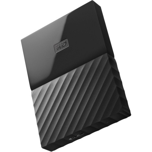 Western Digital My Passport 1TB USB 3.0 Black Portable Hard Disk Drive