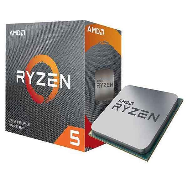 AMD Ryzen 5 3600 3.60GHz AM4 Processor