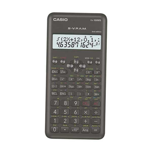 Casio FX-100MS-2 2nd Edition Scientific Calculator