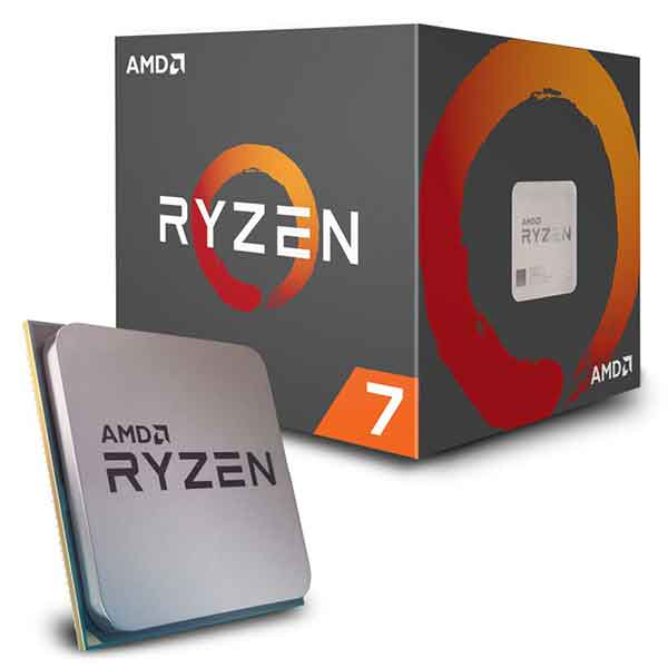 AMD Ryzen 7 1700X 3.0GHz AM4 Processor