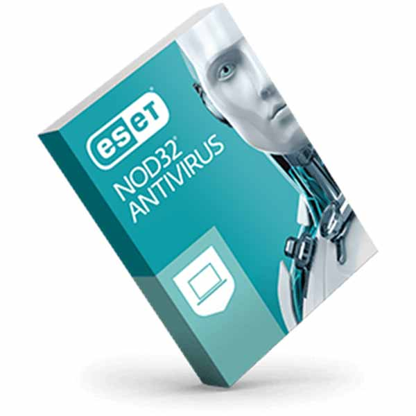 Eset NOD32 Antivirus ( 1 User 1 Year)