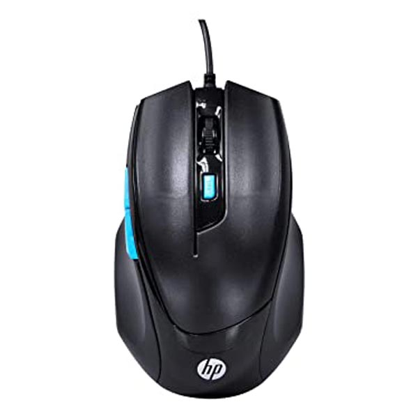HP M150 Black Optical Gaming Mouse