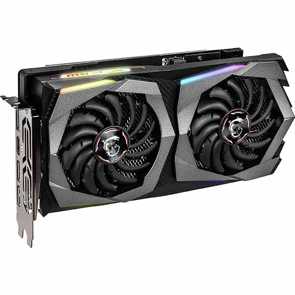 MSI NVIDIA GeForce RTX 2060 Super Gaming X 8GB GDDR6 Graphics Card