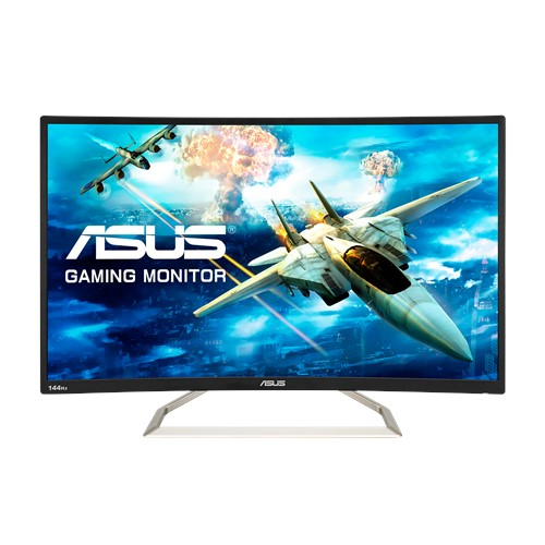 "Asus VA326H 31.5"" Curved FHD LED Monitor"