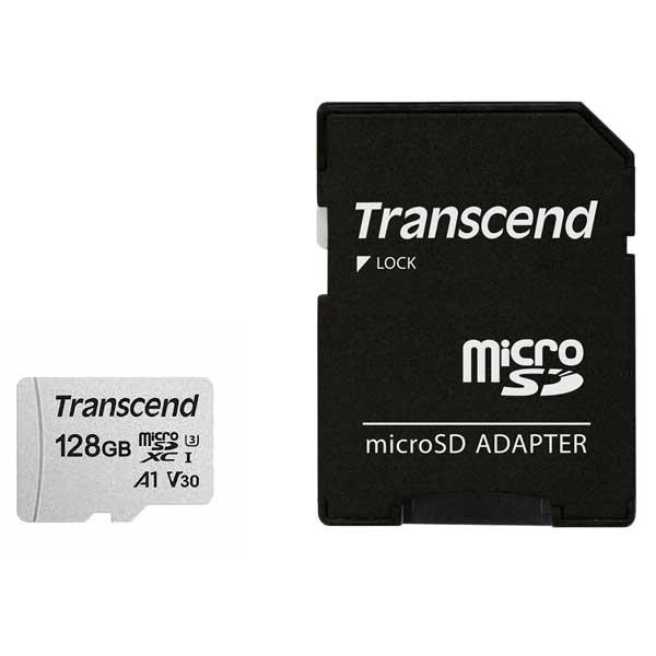 Transcend 300S 128GB microSDXC Memory Card