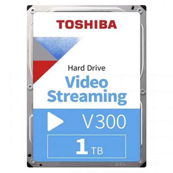 Toshiba 3.5 Inch 1TB SATA Surveillance HDD