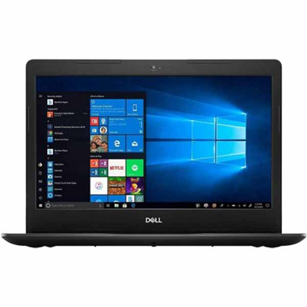 "Dell Inspiron 14 3493 10th Gen Intel Core i7 1065G7 2GB Graphics 14.0"" Matte Black Notebook"