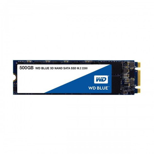 Western Digital Blue 500GB M.2 2280 SATA III SSD