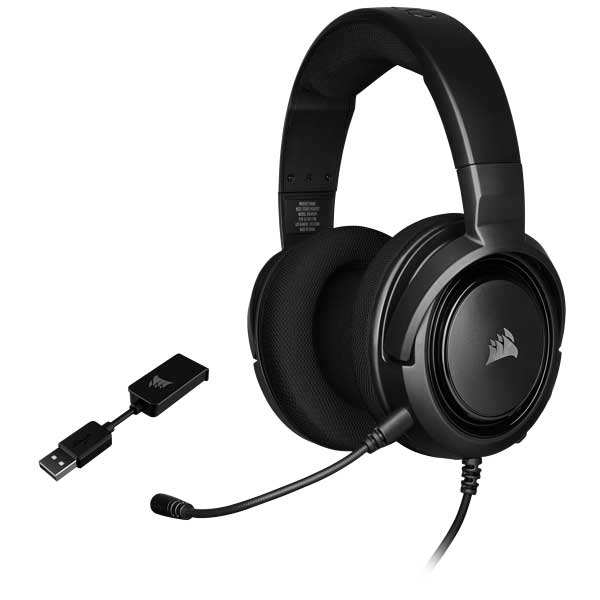 Corsair HS45 Carbon Surround Gaming Headset