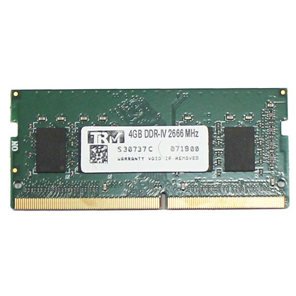 TRM 4GB DDR4 2666 MHz NOTEBOOK RAM