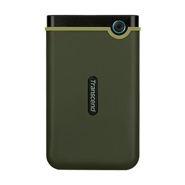 Transcend J25M3G 1TB USB 3.1 Military Green Portable Hard Disk Drive