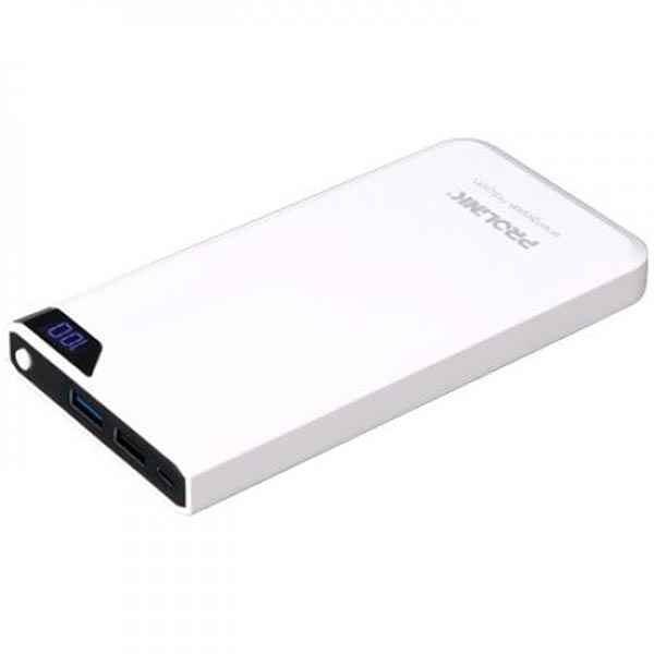 PROLiNK Energiepak Halcyon PPB1001 10000mAh White Power Bank