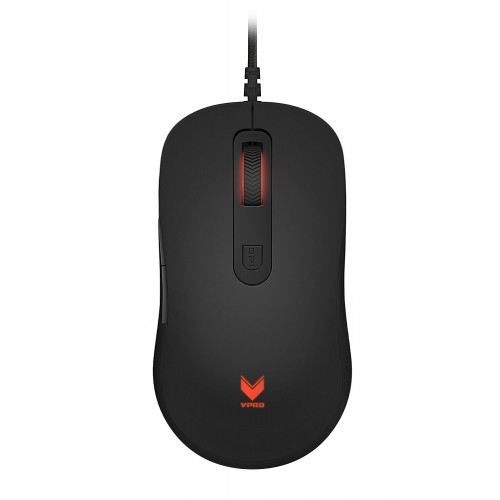 Rapoo V16 Wired Black Optical Gaming Mouse