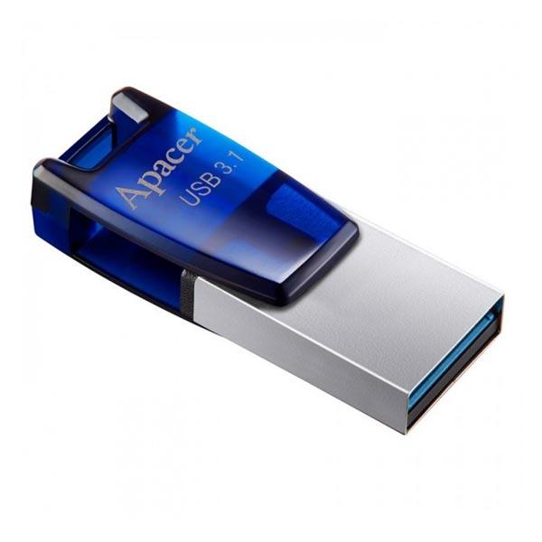 Apacer AH179 USB 3.1 Gen 1 Dual 16GB Blue Pendrive