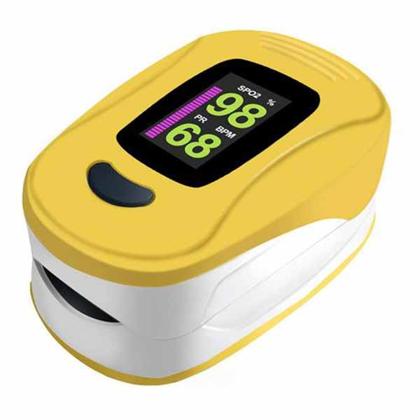 Heal Force A3 Fingertip Pulse Oximeter & Blood Oxygen Staturation