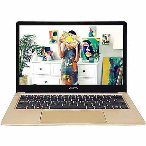 AVITA LIBER 8th Gen. Intel Core i5 8250U 8GB 512GB 13.3 Inch Windows 10 Home Ornament Gold Notebook