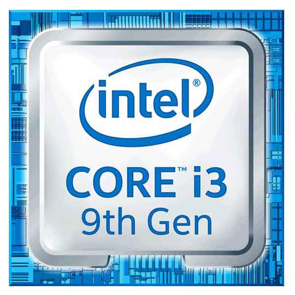 Intel 9th Gen Core i3 9100 3.60GHz LGA1151 Processor