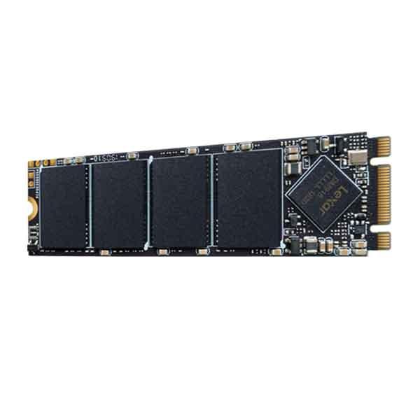Lexar NM100 256GB M.2 2280 SATA III SSD