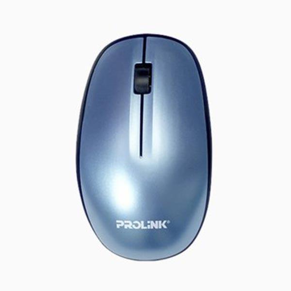 Prolink PMW5007 Wireless Nano Optical Mouse (BLU)