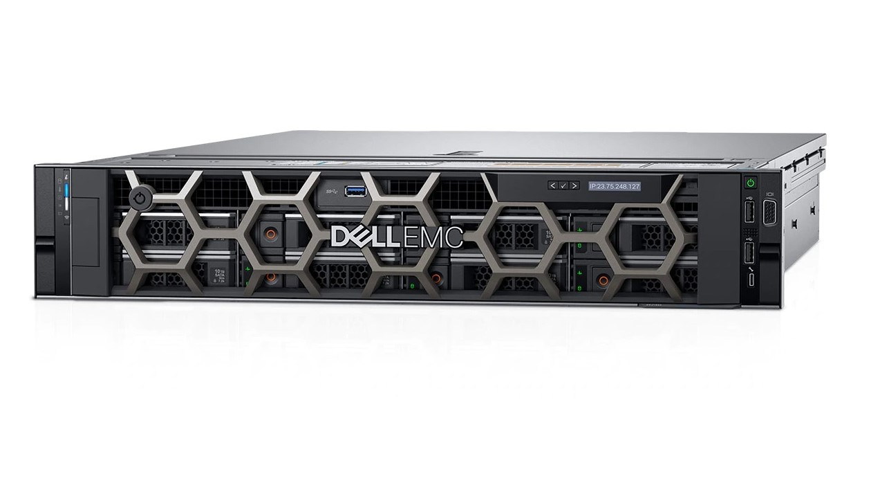 Dell EMC PowerEdge R740 2 x Intel Xeon Silver 4802 Processor 8 Core Rack Server