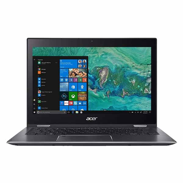 Acer Spin 5 SP513-53N-56G8 8th Gen Intel Core i5 8265U Steel Grey Convertible Notebook