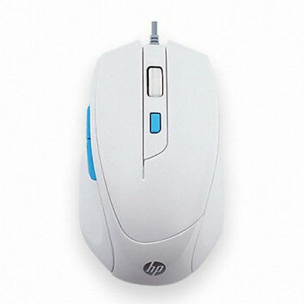 HP M150 White Optical Gaming Mouse