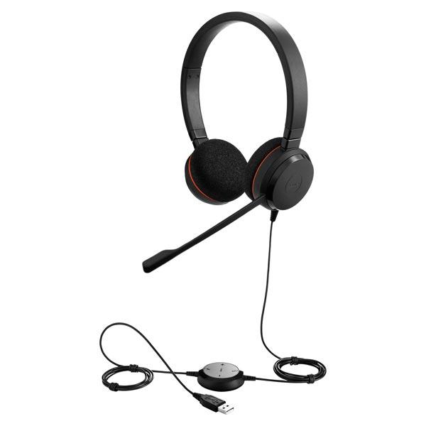 Jabra Evolve 20 Stereo Headset