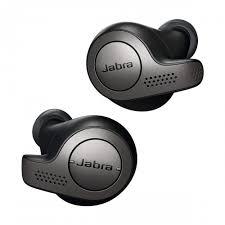 Jabra Elite Active 65t Bluetooth Titanium Black Earbuds