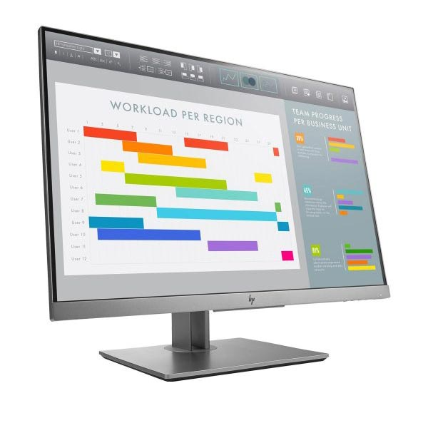 "HP EliteDisplay E243i 24"" Widescreen Micro-Edge Bezel IPS Display Monitor"