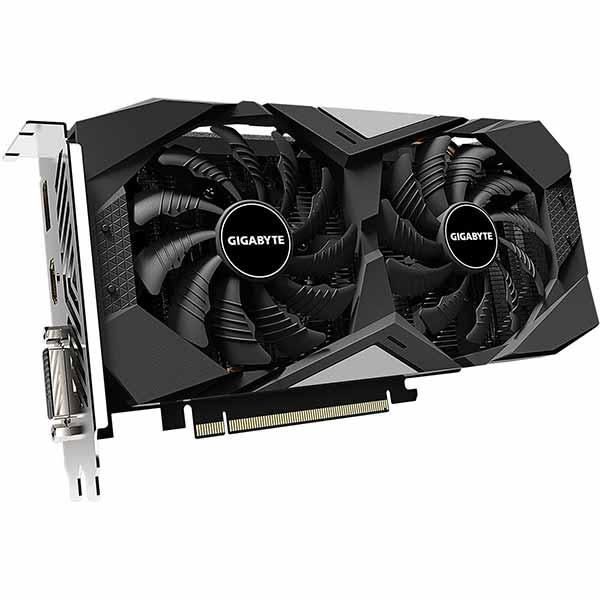 Gigabyte NVIDIA GeForce GTX 1650 Super WindForce OC 4G 4GB GDDR6 Graphics Card